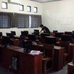 Lab Komputer Unbk gabung dengan LAb Bahasa